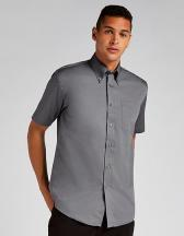 Men`s Classic Fit Corporate Oxford Shirt Short Sleeve
